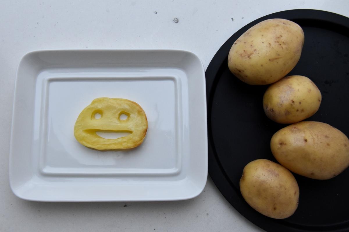 Nasmejani krompir