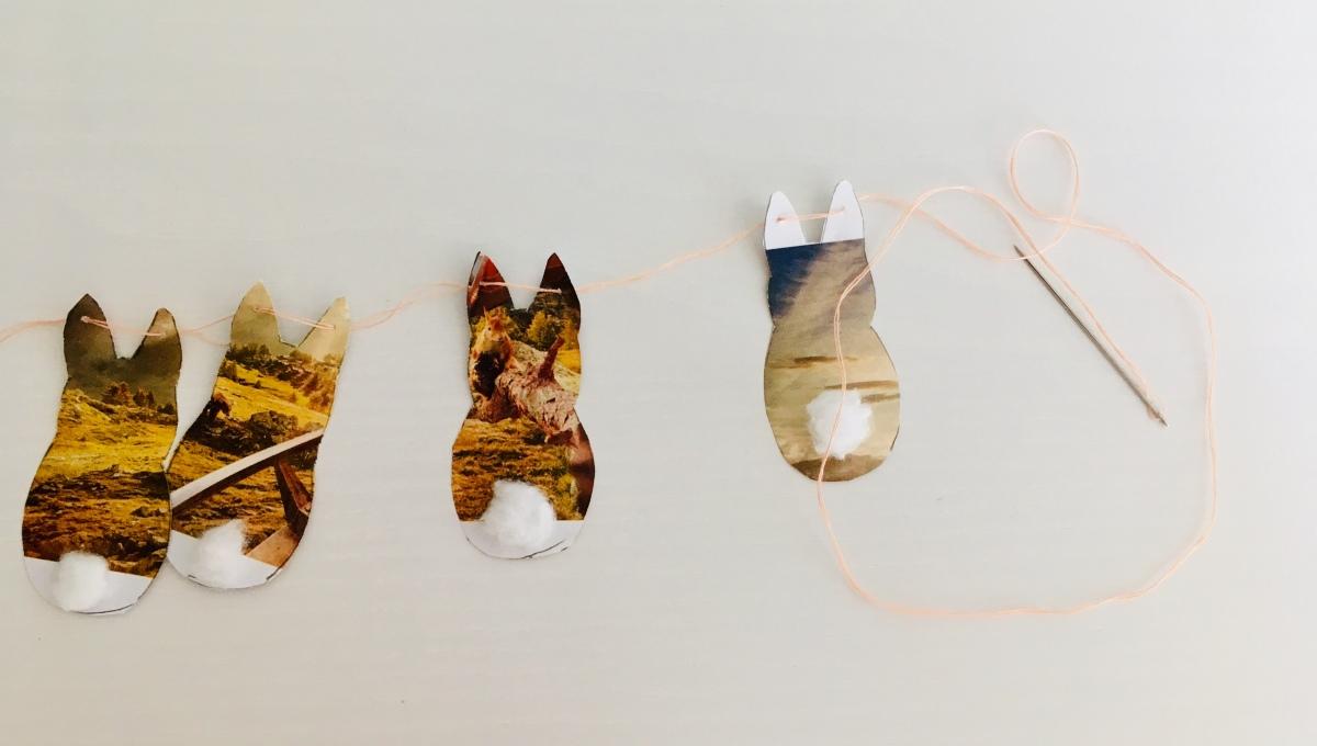 Vaskršnja dekoracija – praznični ukrasi naših rukudelo
