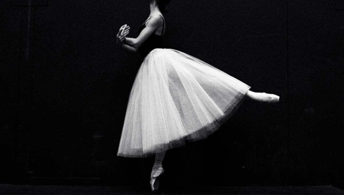 Čas baleta – vežbarotacije